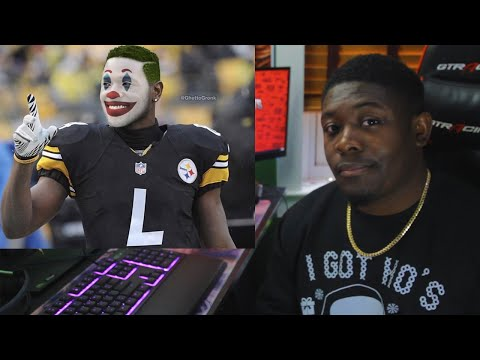 Antonio Brown MUST BE STOPPED..
