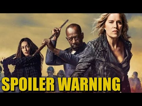 Fear The Walking Dead Season 6 Episode 7 Spoilers - Are The Rumors True About Madison?