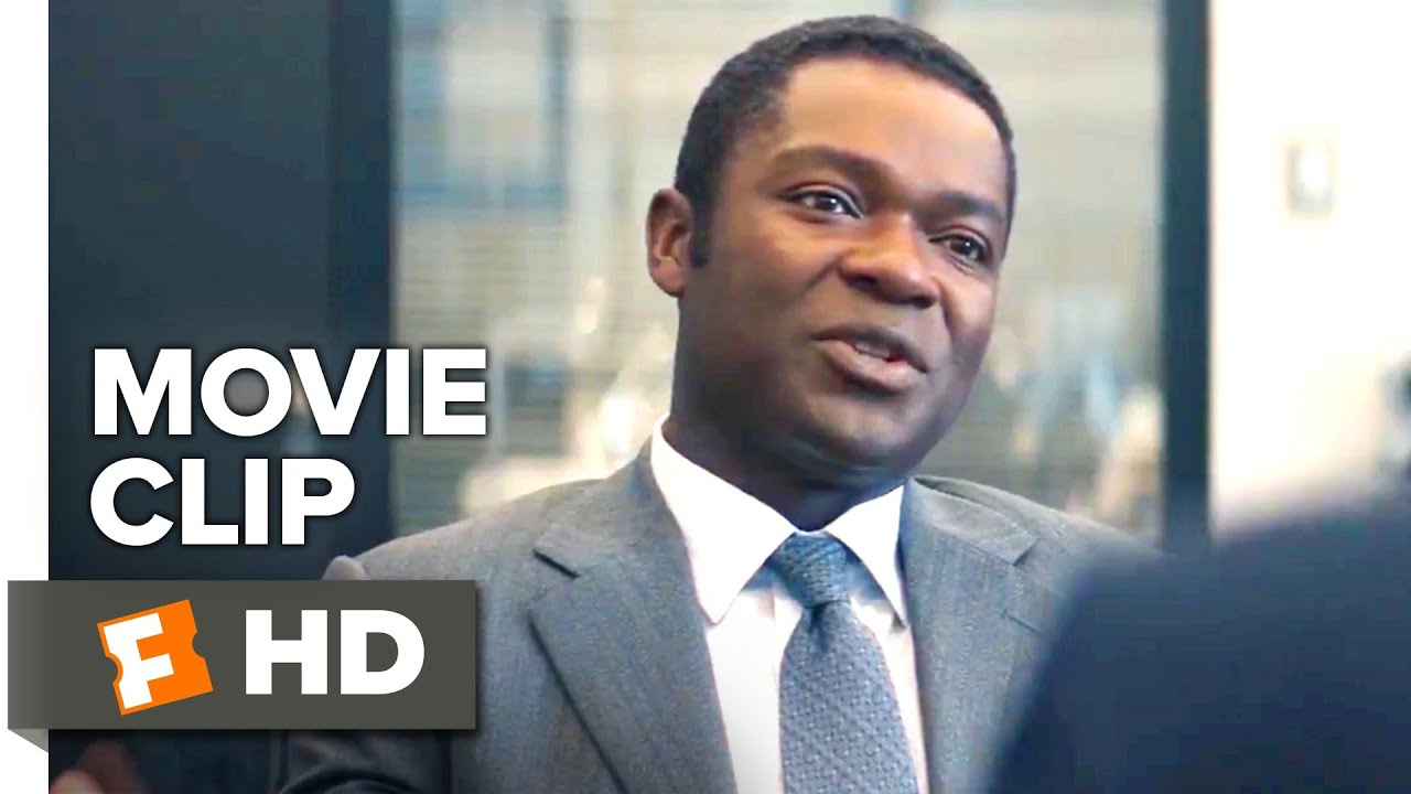 Watch David Oyelowo as a 'Gringo' in the Drug Business with Charlize Theron & Joel Edgerton