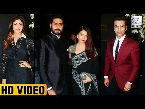 Bollywood Celebs At Mickey Carpenter's BIG BASH |