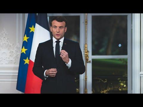 Vœux 2020 aux Français