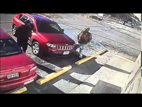 Surveillance video shows shooting at Nu Deli Mart on Shenandoah in Roanoke
