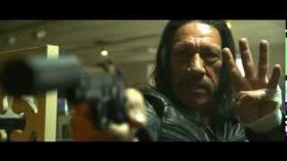 Nonton Bullet Official Trailer  2014  Danny Trejo   Jonathan Banks Film Subtitle Indonesia Streaming Movie Download