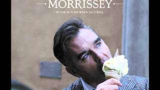 Morrissey - I'll Never Be Anybody's Hero Now - (Live From The London Palladium) - 2006