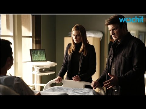 Nathan Fillion Finally Talks About Stana Katic Leaving 'Castle'