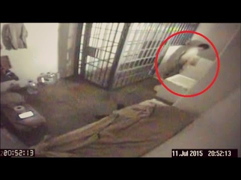 5 Real Prison/Jail Escapes Caught On Camera
