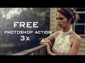 Download Video Dramatic Photoshop Action set(3 actions) Free Download .