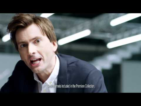 Virgin Media Ad : Jellyfish (with Richard Branson)