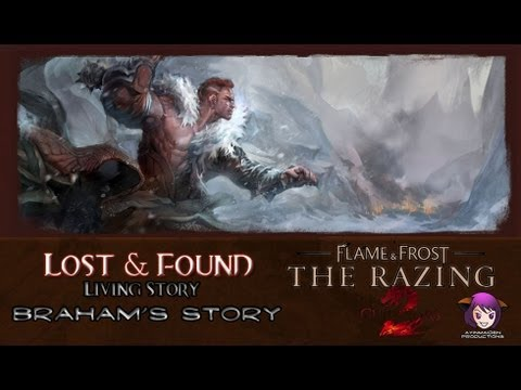 braham - No monthly subscription! Play Guild Wars 2 here! - http://play.any.tv/SHiE Flame & Frost: The Razing Living Story: Braham's Story Skip to... 2:02 Eir's son (...