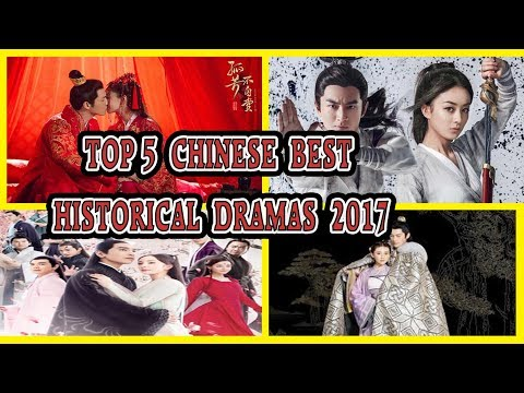 BEST CHINESE HISTORICAL DRAMA 2017