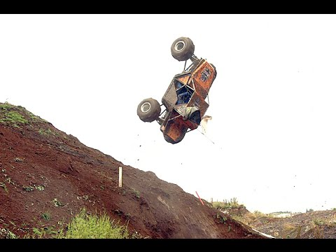 Formula Offroad EXTREME HILL CLIMB – INSANE in Iceland!
