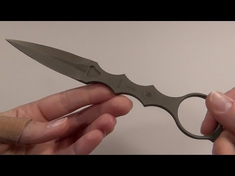 blades - http://www.FaliaReviews.com - This is my review of the CQB Tool, which is an awesome little ring knife that was designed for Close Quarters Battle (CQB). It ...