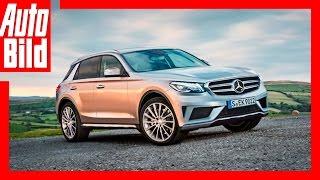 Zukunftsvision: Mercedes GLE (2018) / Der GLE wächst by Auto Bild