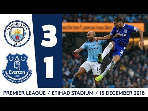Video: DCL NETS BUT BLUES LOSE BATTLE | MAN CITY 3-1 EVERTON