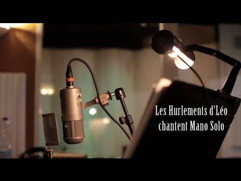 Teaser #1 nouvel album Les Hurlements d'Léo chantent Mano Solo