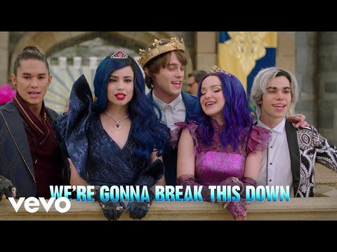 "Descendants 3 – Cast - Break This Down (From ""Descendants 3""/Sing-Along)"