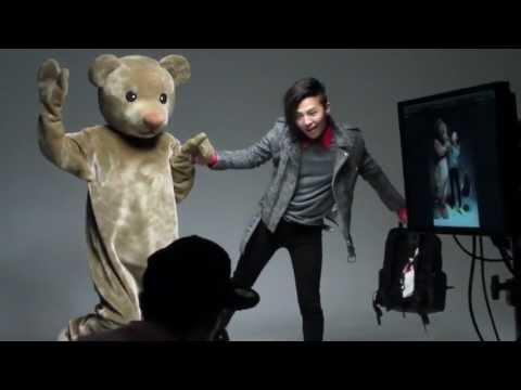 G-Dragon's High Cut Making