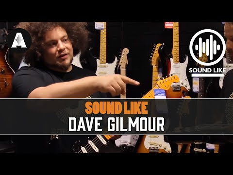 Sound Like Dave Gilmour - BY Busting The Bank (видео)
