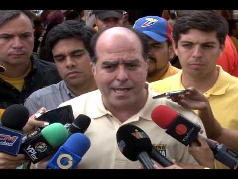 Julio Borges denuncia operación Morrocoy del CNE en validaciones en Carabobo y Nueva Esparta