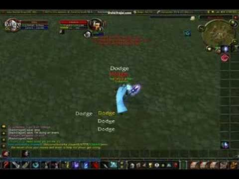 Antwow private server hunter hack (WoW)