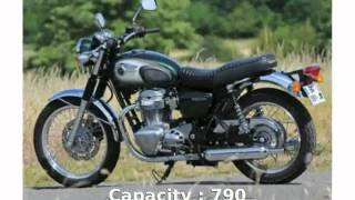 5. Triumph Bonneville 800 - Specification and Walkaround