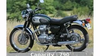9. Triumph Bonneville 800 - Specification and Walkaround