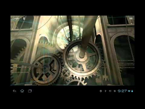 Video of Clock Tower 3D Live Wallpaper