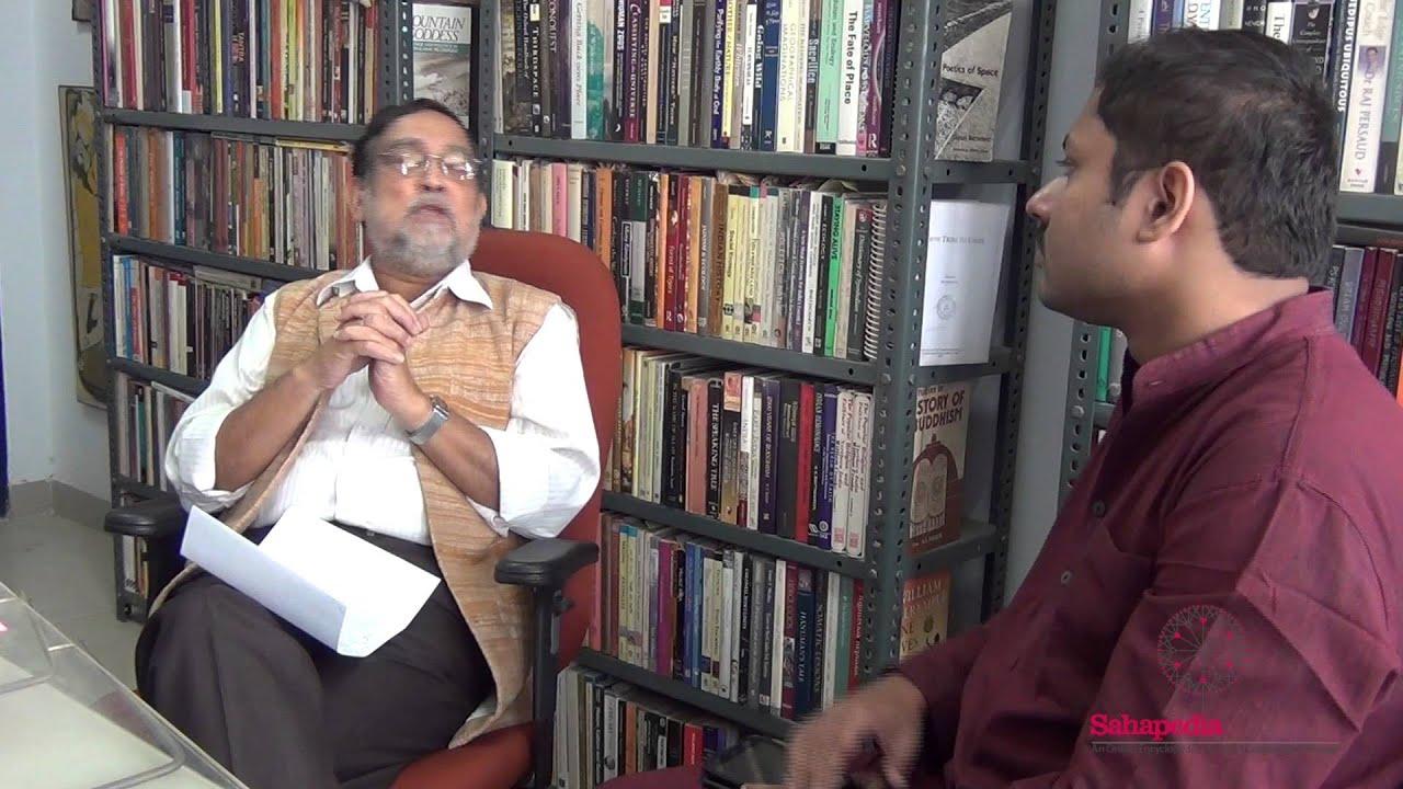 In conversation with Prof. Kunal Chakrabarti on Sriramapa(c)alī