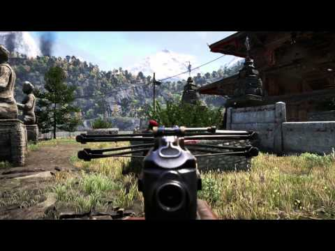 Arsenal de Far Cry 4