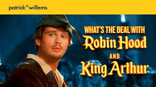 Nonton Robin Hood  King Arthur  And Hollywood S Problem With Public Domain Properties Film Subtitle Indonesia Streaming Movie Download
