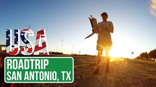 Carlsbad (NM) United States  city pictures gallery : Hitchhiking from San Antonio TX to Carlsbad NM - United States of Adventure - Ep. 5