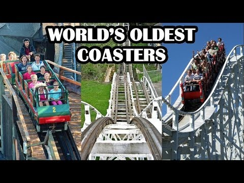 Top 10 Oldest Roller Coasters You Can Still Ride!