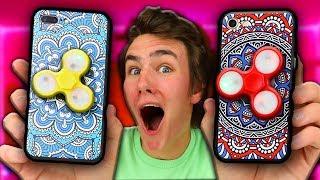 The FIDGET SPINNER iPhone Case