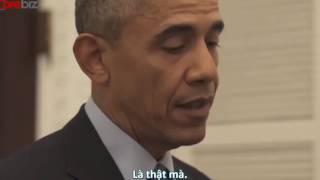 Obama làm gì khi mãn nhiệm - (vietsub)