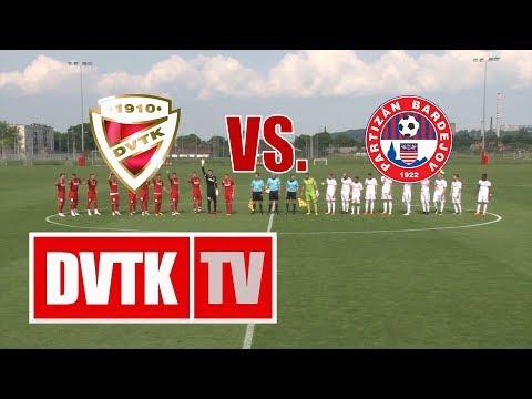 2018. július 7. | DVTK - Partizán Bardejov 4-0 (2-0)