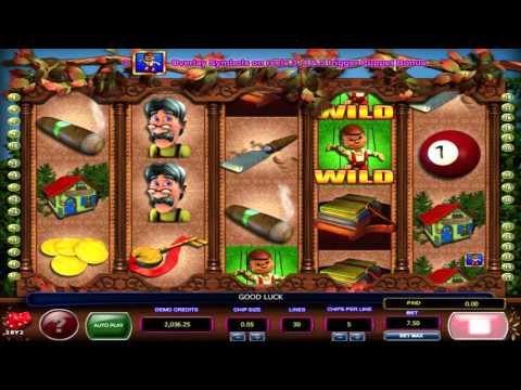 Free Pinocchio's Fortune slot machine by 2By2 Gaming gameplay ★ SlotsUp