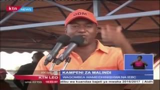 Wagombea watatu wajiondoa katika kinyanganyiro cha kiti cha bunge Malindi