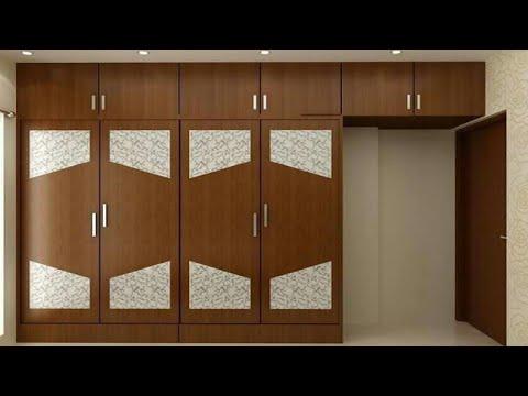 200 Modern bedroom cupboards - Wardrobe interior design ideas catalogue 2020