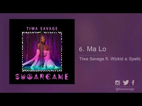Tiwa Savage  Ft.  Wizkid & Spellz - Ma Lo