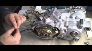 6. YZ125 Part 13: 2 Stroke  Stator, Flywheel and More!