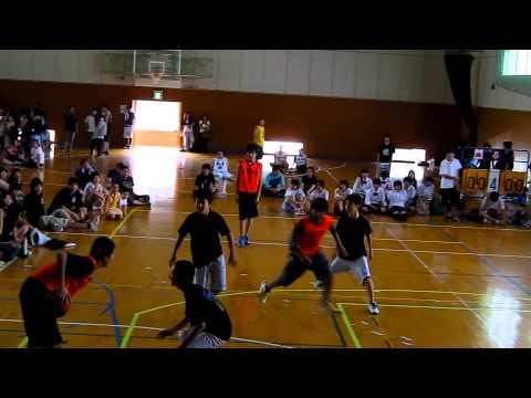 2011年7月24日ゼビオカップ県北予選試合風景2