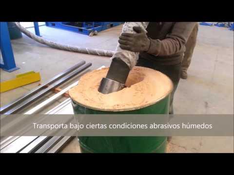 Succionadores - Recuperadores de Abrasivos por Vacío para procesos de granallado