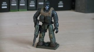 Call of Duty Mega Bloks 99694 Ghost - Wal-mart Ghosts Pre-order Bonus! This mini figure is a must have for Call of Duty fans and those looking to add more na...