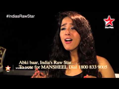 India's Raw Star: Vote now for Raw Star Mansheel! 17 September 2014 01 PM