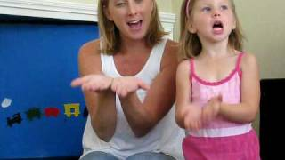 Jesus Loves Me This I Know With Sign Language ~ Children's Music, Songs&Nursery Rhymes