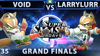 SSS 35 – Larry vs VoiD: Amazing example of the Fox ditto in high level Smash 4