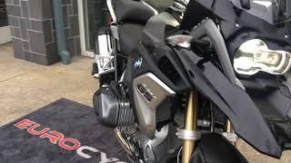6. 2019 BMW R1250GS - Black Storm Metallic