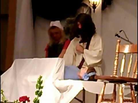 Heart surgery by Jesus at Family Of Faith Community Church in Spokane