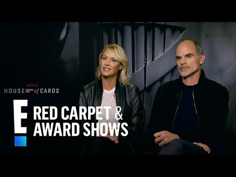 "Robin Wright on ""House of Cards"" Season 6 Without Kevin Spacey 
