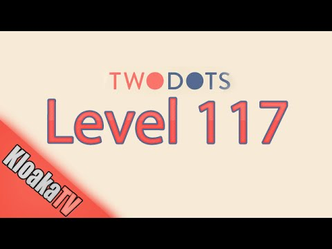 117 - TwoDots Level 117 Playthrough. Get it on iOS: https://itunes.apple.com/us/app/twodots/id880178264?mt=8&uo=4&at=1l3vbDI More New iOS Games and Deals: http://games.kloaka.tv Make Money with...